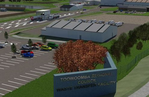 Toowoomba Regional Council waste management