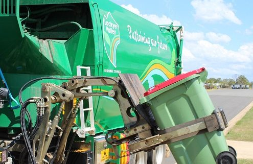 lockyer valley garbage truck | Harbak Business Advisory and Consultancy