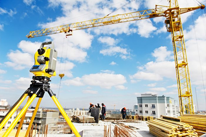 Construction Land Surveying Services