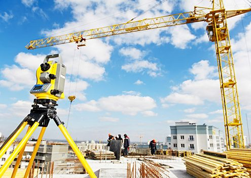 Surveying and Construction | Harbak