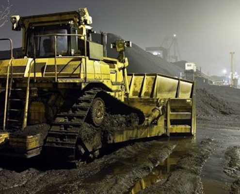 A mining prime mover