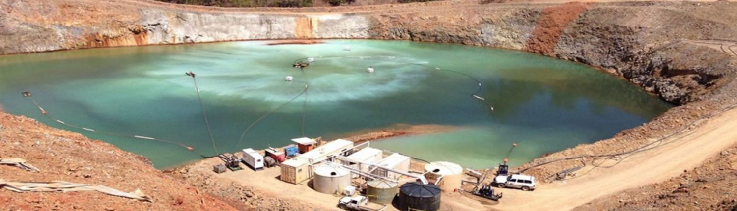 Mining Wastewater Pit - Harbak Business Advisory and Consultancy